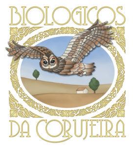 LOGO Biológicos da Corujeira, Banca nº114 da Praça da Fruta de Caldas da Rainha